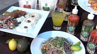 The Mediterranean Diet at Pita Jungle