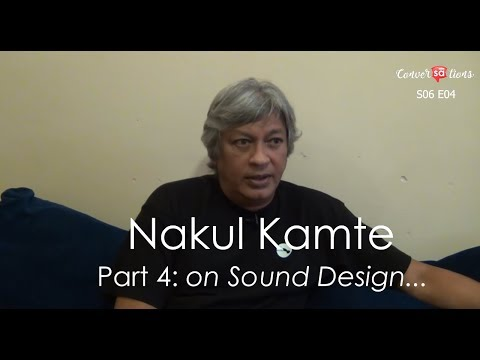 Sound design tips and techniques | Nakul Kamte | S06 E04 || tutoREal | SudeepAudio.com