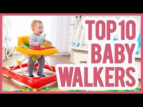 Best Baby Walker 2019 – TOP 10 Baby Walkers