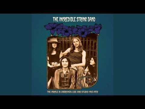 the incredible string band wild cat blues live in canada 1972