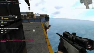 Combat Arms: JediKing12