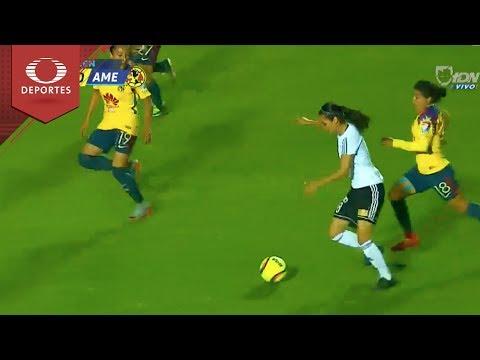 Resumen | Tigres 3 - 0 América | Liga MX Femenil - Semifinal Ida | Televisa Deportes