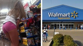 10 Most Ridiculous People Of Walmart