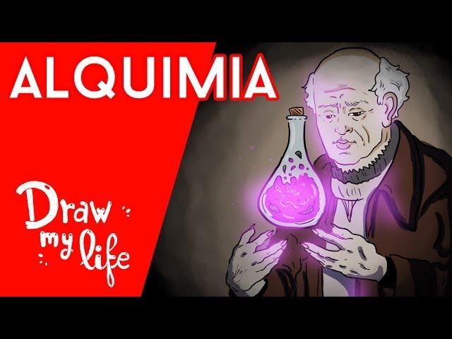 El misterio de la ALQUIMIA- Draw My Life en Español
