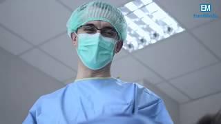 O urologii, leczeniu, profilaktyce opowiada dr Michał Soczawa