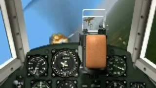 Luftwaffe Commander sim, aerial gunnery in Belgium