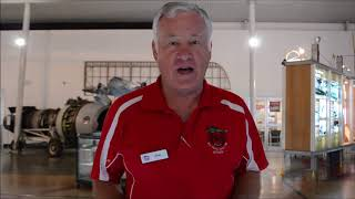 """Qantas Born of Australia's Anzac Spirit"" Interactive Table Display Video"