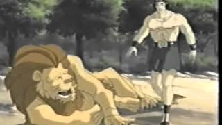Ο ΑΝΔΡΟΚΛΗΣ ΚΑΙ ΤΟ ΛΙΟΝΤΑΡΙ Ελληνική μυθολογία