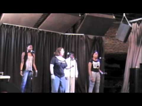 Brave New Voices 2011 - Ice Cream Truck - Mani, Rin, Keayana, Alexis - Tennessee