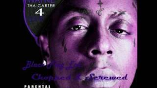Lil Wayne - Bill Gates (Chopped & Screwed)