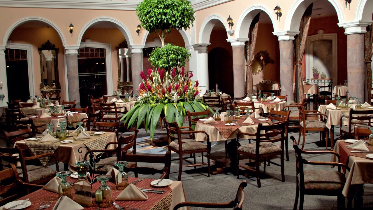 Nice Hotel Patio Andaluz, Quito, Ecuador