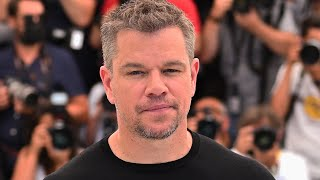 Matt Damon Gets Backlash After Admitting He Just Stopped Using THIS Slur