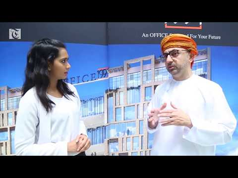 AQAR CEO launches state-of- the-art Office 1991 building in Oman