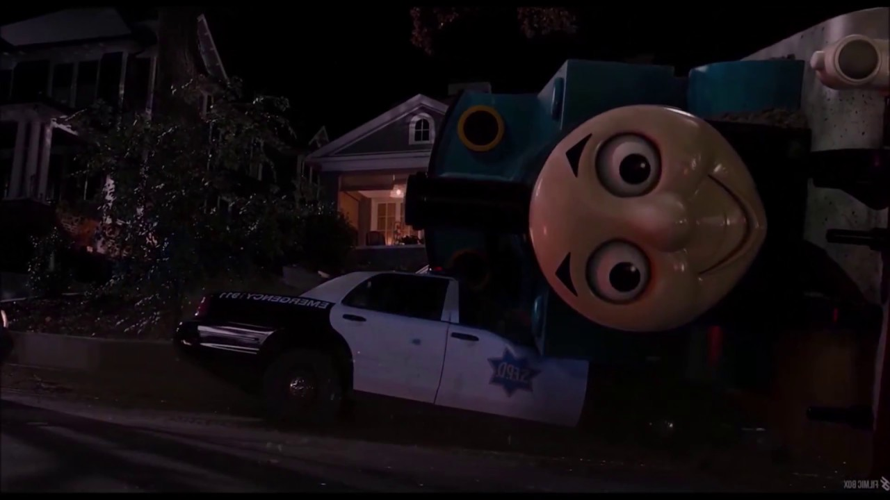 Thomas the Tank Engines Thoughts in his Scene in Ant Man - YouTube f32a58ec8