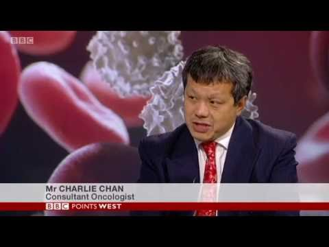 Interview with Charlie Chan about Immunotherapy for cancer - BBC Points West 2016 08 31