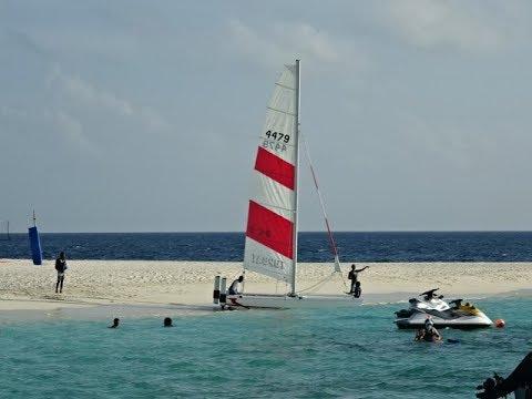 The W Resort, Maldives - Catamaran Sailing Maldives