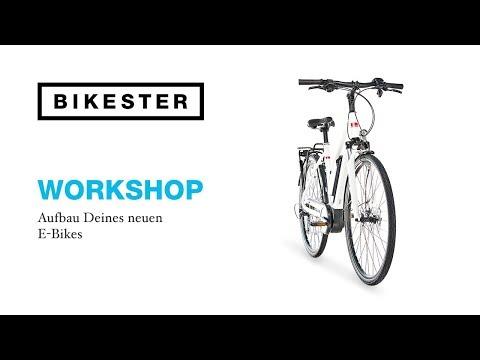 Fahrrad Aufbau & Montage Das neue Fahrrad richtig einstellen