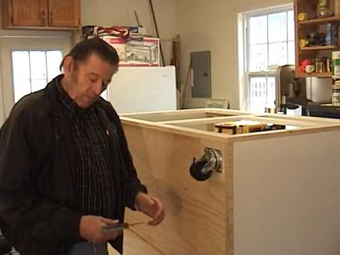Mobile Kitchen Island Trailer - Youtube