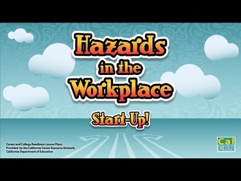 hazards in the workplace pdf