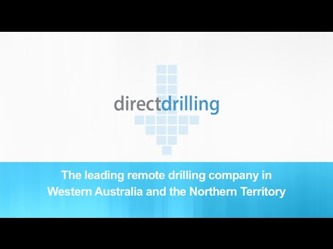 Water Well - Exploration - Geotech - Drilling Companies - Direct Drilling