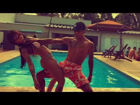 Dynho Alves e MC Mirella - Vai Jogando a Bunda (Passinho dos Maloca)