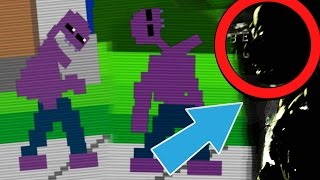 ALL PURPLE GUY AND SPRINGTRAP SECRET MINIGAMES | Five Nights at Freddys Sister Location CUSTOM NIGHT