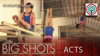 Little Big Shots Philippines: Drew | 9-year-old Gymnast