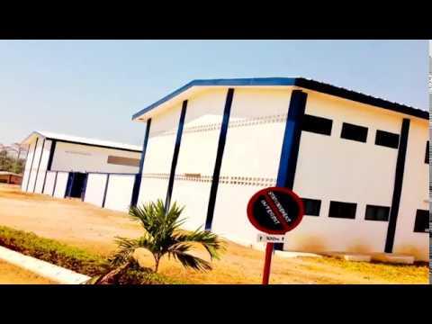 BTP | Construction de deux dortoirs pour fille à l'école de Gendarmerie de Toroguhé par TCO Services