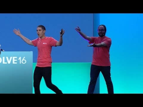 Xamarin Evolve 2016: Everyone Can Create Beautiful Apps with Material Design – Montemagno & Laval