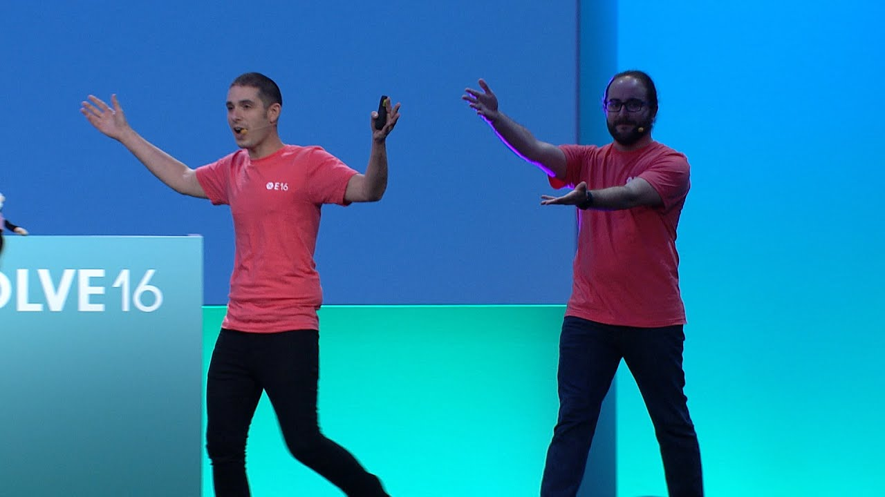 Xamarin Evolve 2016 Everyone Can Create Beautiful Apps With