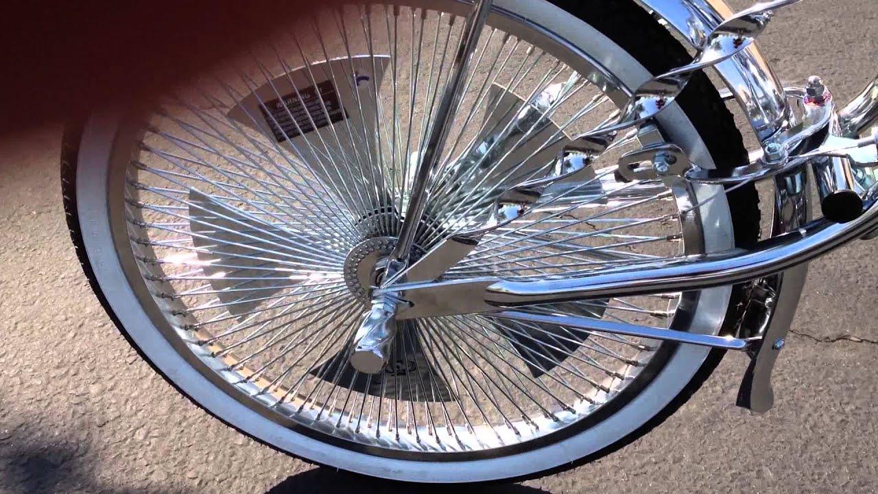 Lovely Spin Lowrider Bike Youtube