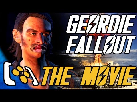 Fallout 4: Geordie Apocalypse - The Movie (Extended Supercut)