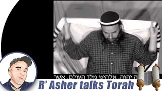 How to wear a Tallit (Dor Dai)