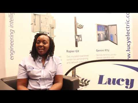 Future Energy Nigeria 2017 features Lucy Electric