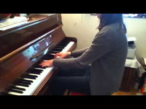 Ellie Goulding Your Song Piano Cover Youtube