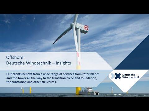 Deutsche Windtechnik: Offshore