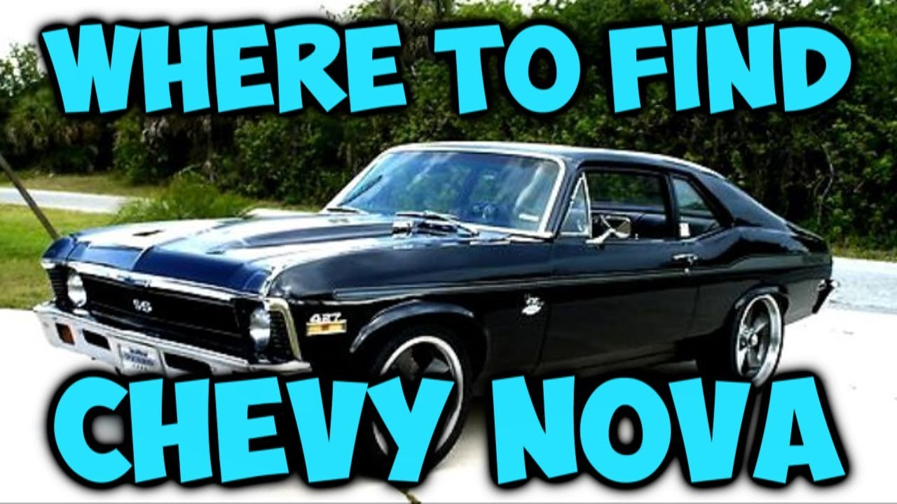Where To Find Chevy Nova Offroad Outlaws Youtube