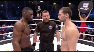 FULL MATCH - Christian Baya vs. Anatoly Moiseev - Tournament Semi-finals: GLORY 42 Paris