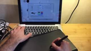 XP Pen Star03 Tablette Graphique 12 Pouces avec Stylet, Tablette graphique pour dessiner