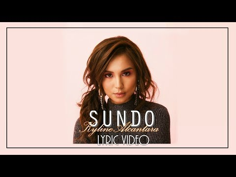 Sundo (Lyric Video) cover by Kyline Alcantara