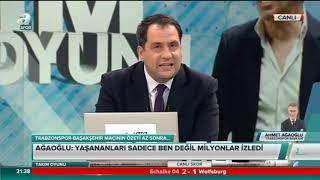 Trabzonspor Başkanımız Ahmet Ağaoğlu maç sonu açıklamalar(aspor takım oyunu 20 Ocak 2019)