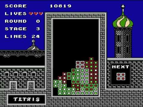 Tetris (Japan) (BPS) (NES) Longplay