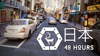 Japan 48 Hours Ch.6: Back in Tokyo