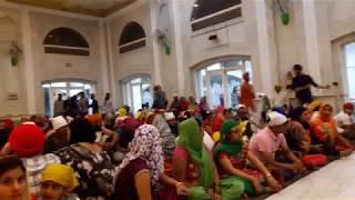 Langar Hall, Gurudwara Bangla Sahib , New Delhi