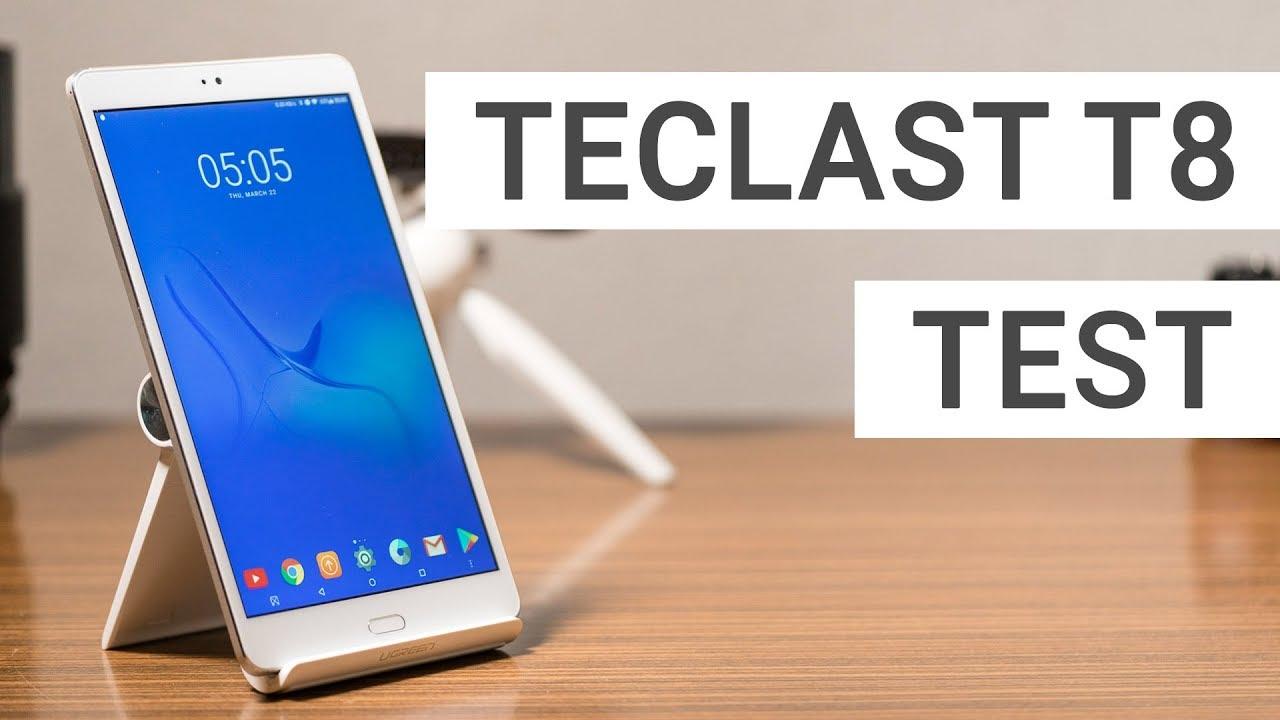 Teclast Master T8 Test Lohnt Sich Das China Tablet Deutsch Youtube