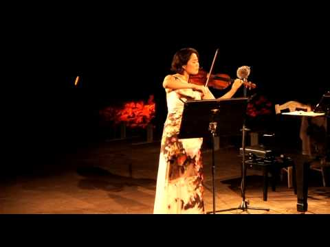 JEHYE LEE, VIOLIN / August 8, 2014 / Samos Young Artists Festival