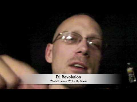 Dj Wanted shout out from Dj Revolution (Big Up!!)