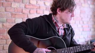 brian fallon of the gaslight anthem handwritten acoustic version