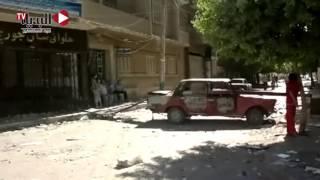 فيديو يعرض لأول مرة لحريق «متحف ملوي» في المنيا وسرقته