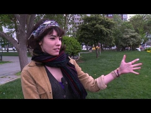 One year on, a student recalls Istanbul's Gezi Park protest